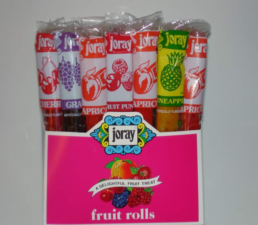 View Fruit Rolls Assortment #1